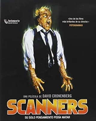 Scanners (1980, David Cronenberg)
