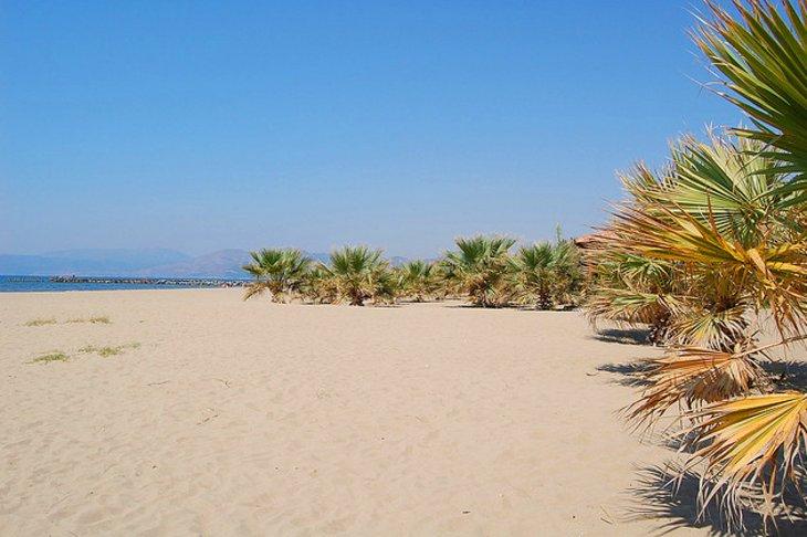 Efes Pamucak Plajı