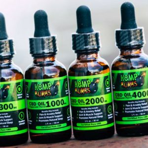 Hemps Bombs CBD Oils