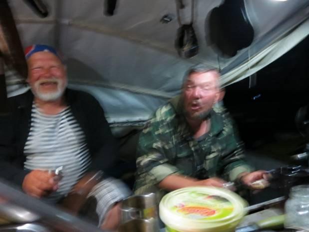 """На """"Котоярви"""" из Дубны в Архангельск по Северо-Двинскому водному пути"""