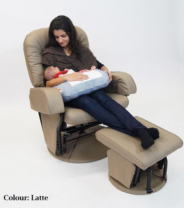 Babyhood Sovereign Glider Latte.jpg