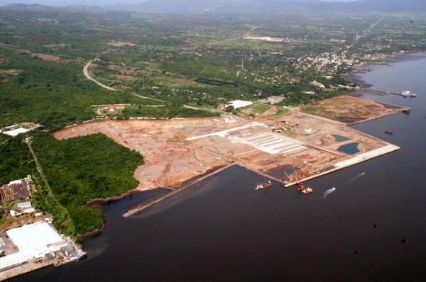 Billedresultat for china port in el salvador