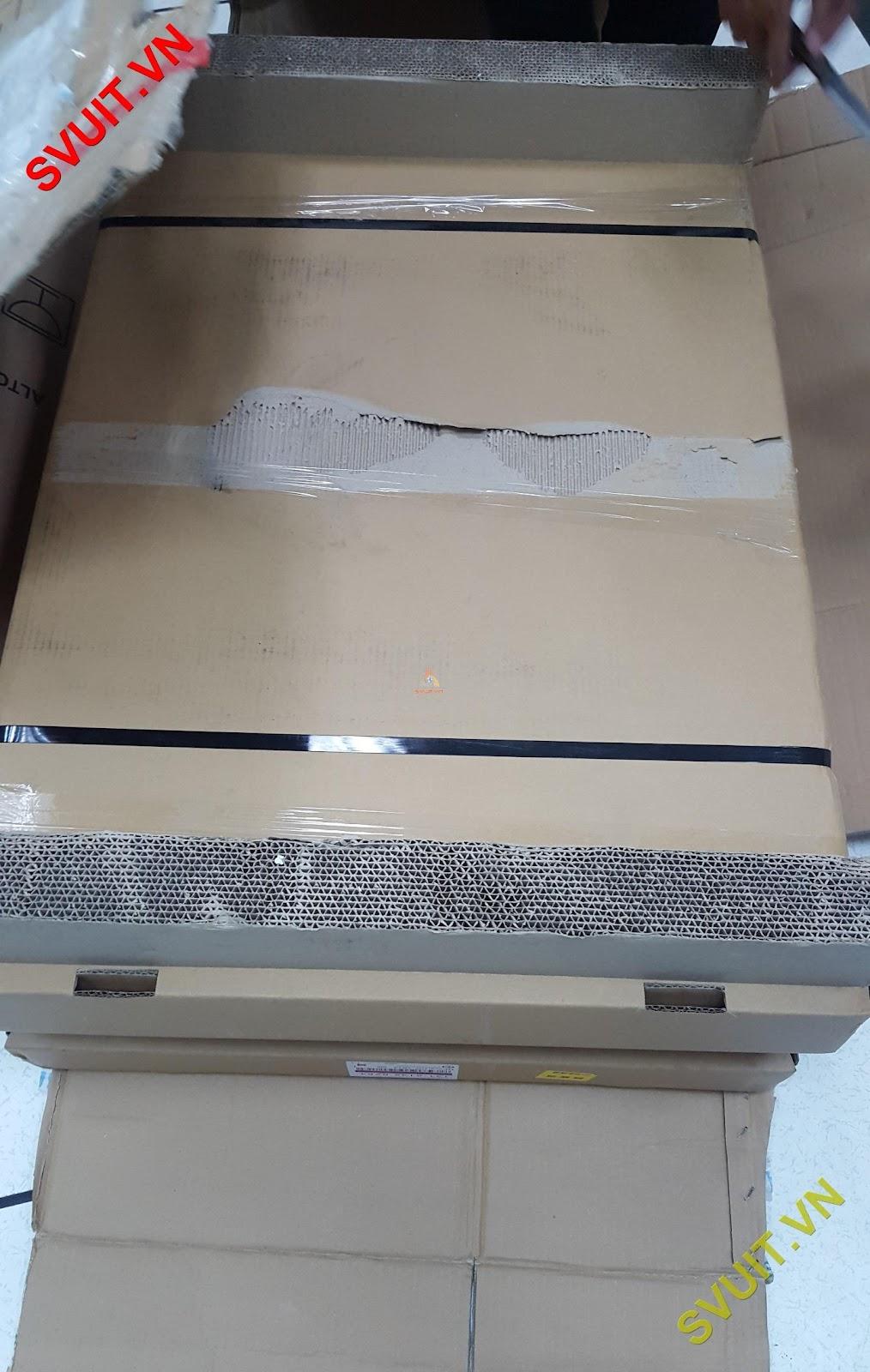 Drive Enclosure ETERNUS AF650 unboxing #1