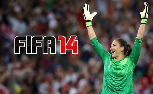 Fifa 14 for women