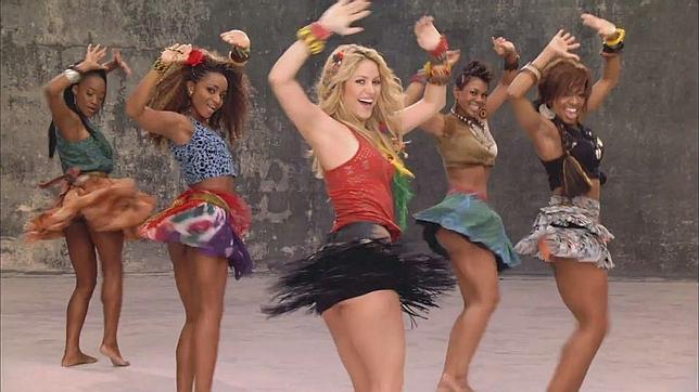 Shakira repetirá «Waka Waka» en el Mundial de fútbol de 2014