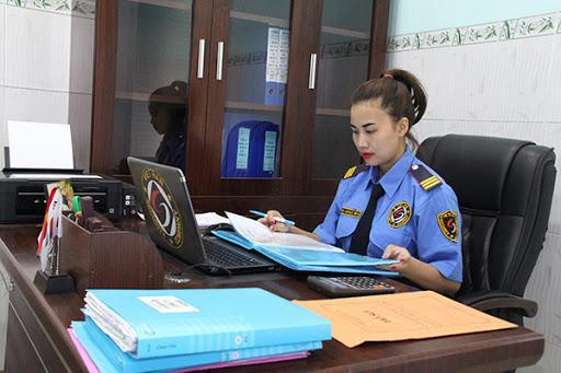 Nữ giới vẫn có thể đảm nhận công việc bảo vệ