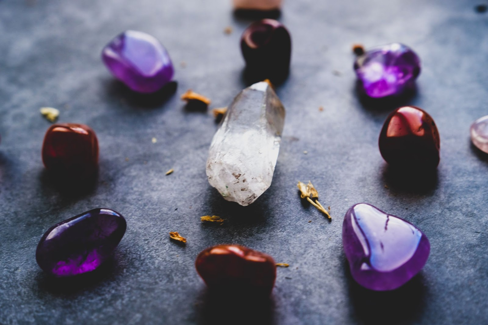 Crystals for therapy
