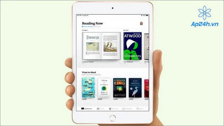 Bản thiết kế iPad mini Pro được dự đoán sẽ có màn hình 8.7 inch