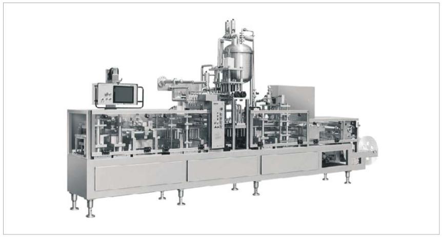 Máy Chiết Rót Sữa Chua – Định Hình Cốc Sữa Chua - Chuyển giao công nghệ-Dây  chuyền sản xuất-Máy móc thiết bị thực phẩm|IFOOD Việt Nam
