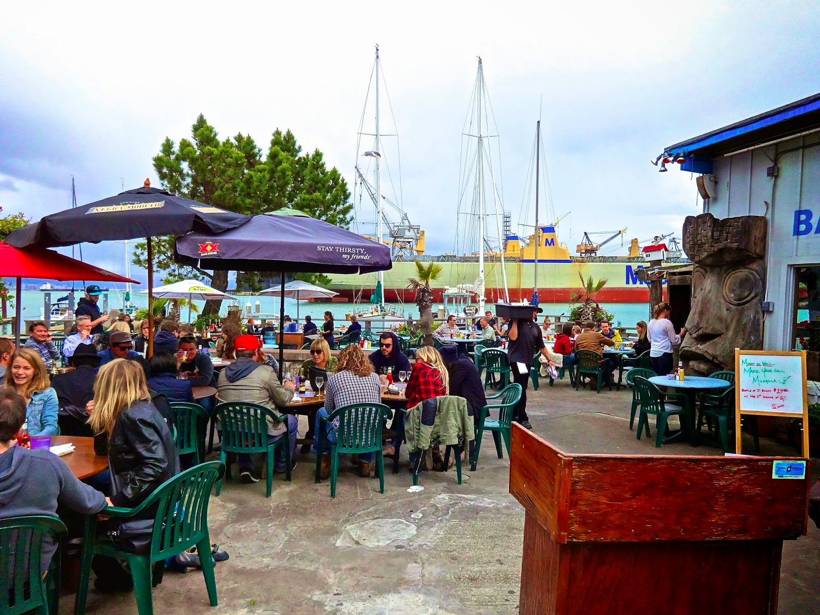 Where to Eat Drink Outside The Ultimate Guide to San