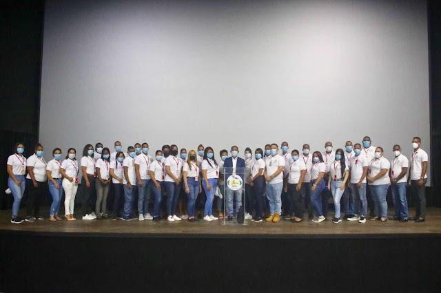 El INSTITUTO DE SEGURIDAD SOCIAL DE LAS FUERZAS ARMADAS (ISSFFAA) REALIZÓ LA PRIMERA CAPACITACIÓN AL PERSONAL DE LOS SUPERMERCADOS.