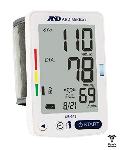 image of AD Medical blood pressure monitor