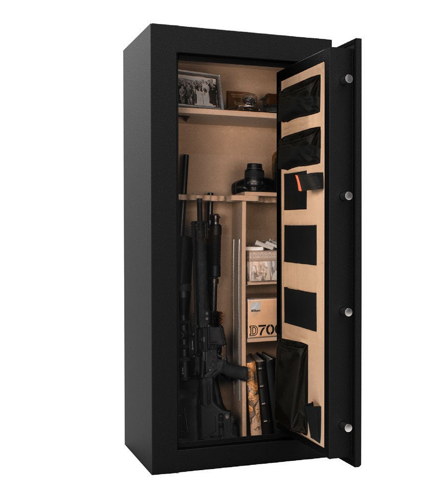 how to crack a gun safe combination lock
