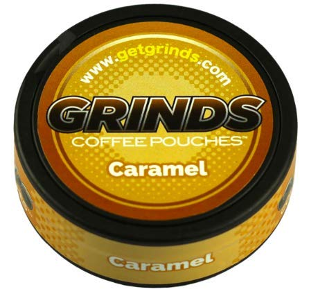 Caramel Grinds Coffee Pouches