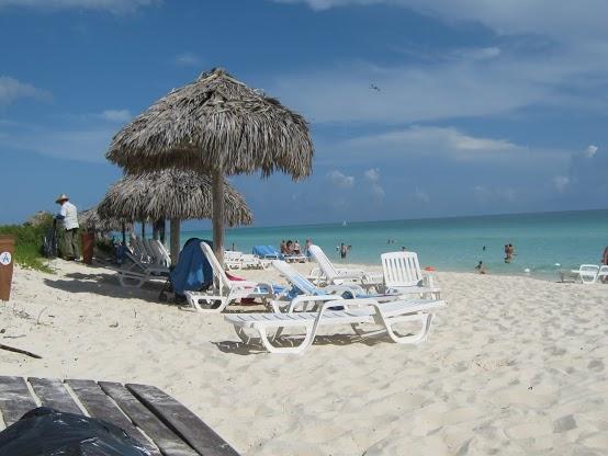 Playa en Cayo Santa María