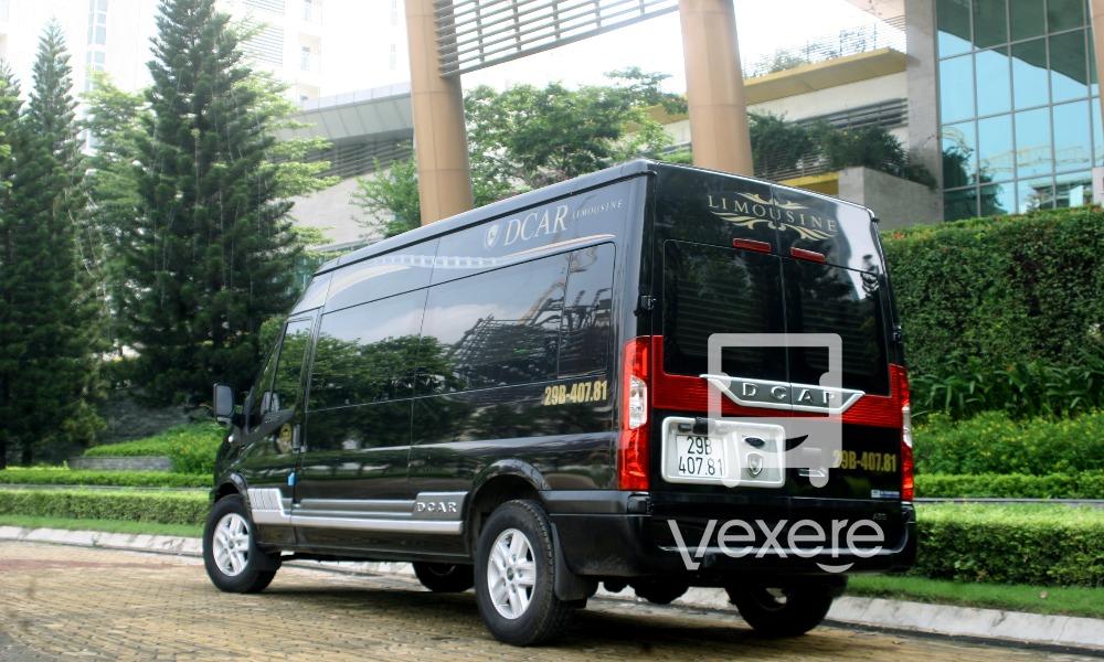 Xe limousine đi Sapa từ Hà Nội: Hữu Bình Limousine