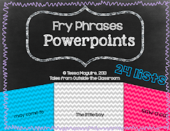 Fry Phrases Powerpoints