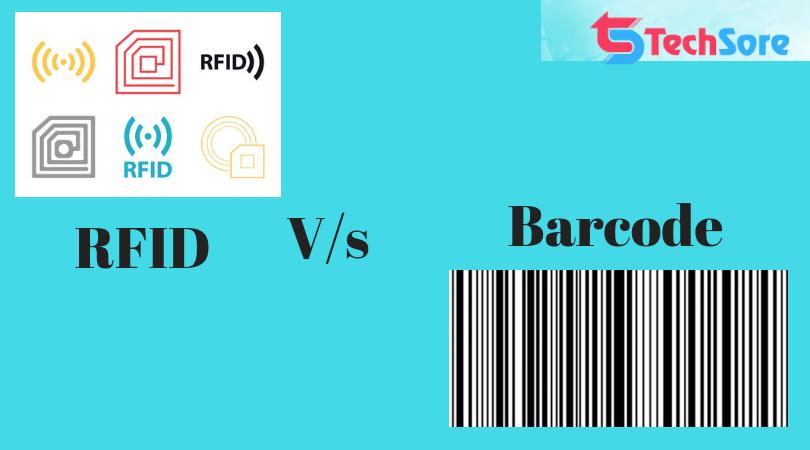 RFID v/s Barcode