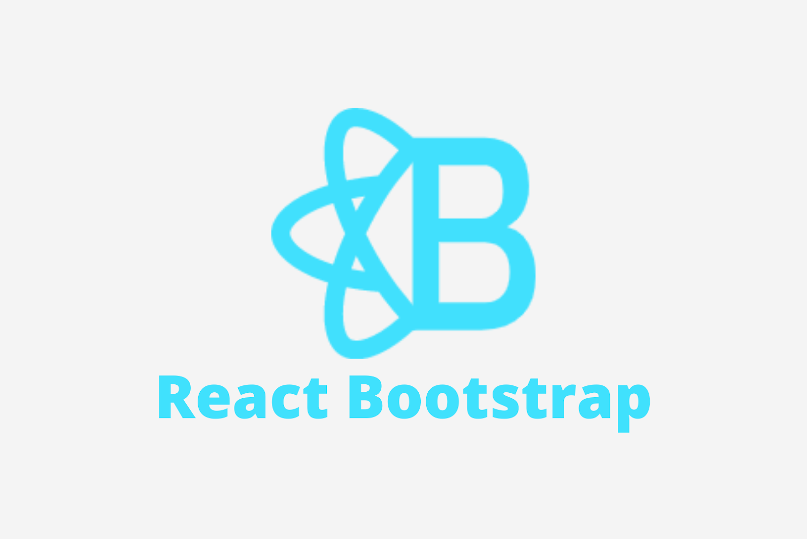 React Bootstrap React UI component library