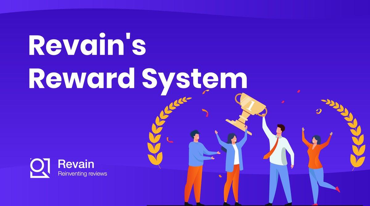 blog Revain Rewards - REV Token