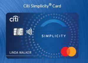 Citi Simplicity®