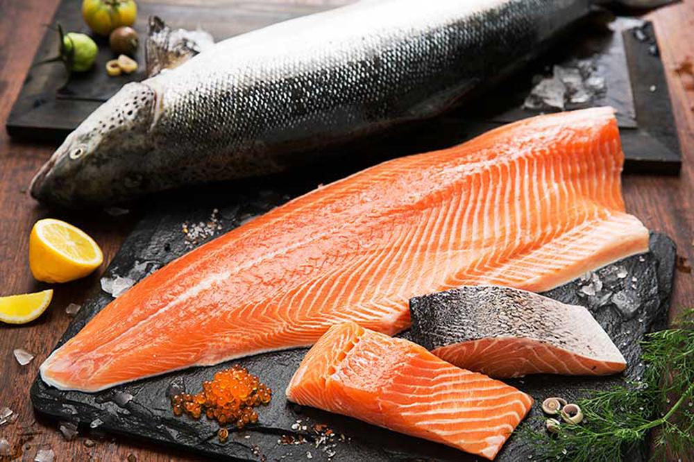 купить норвежский лосось, Egersund Seafood, магазин-ресторанан