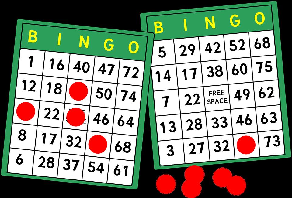 Bingo, Gambling, Games