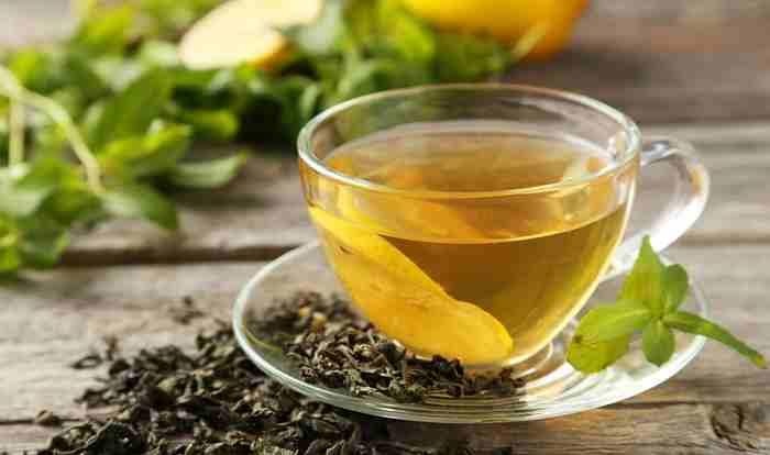 Green tea benefits in Tamil