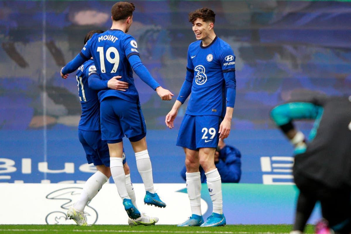 Chelsea sẽ phải thi đấu dưới rất nhiều áp lực trong thời gian tới
