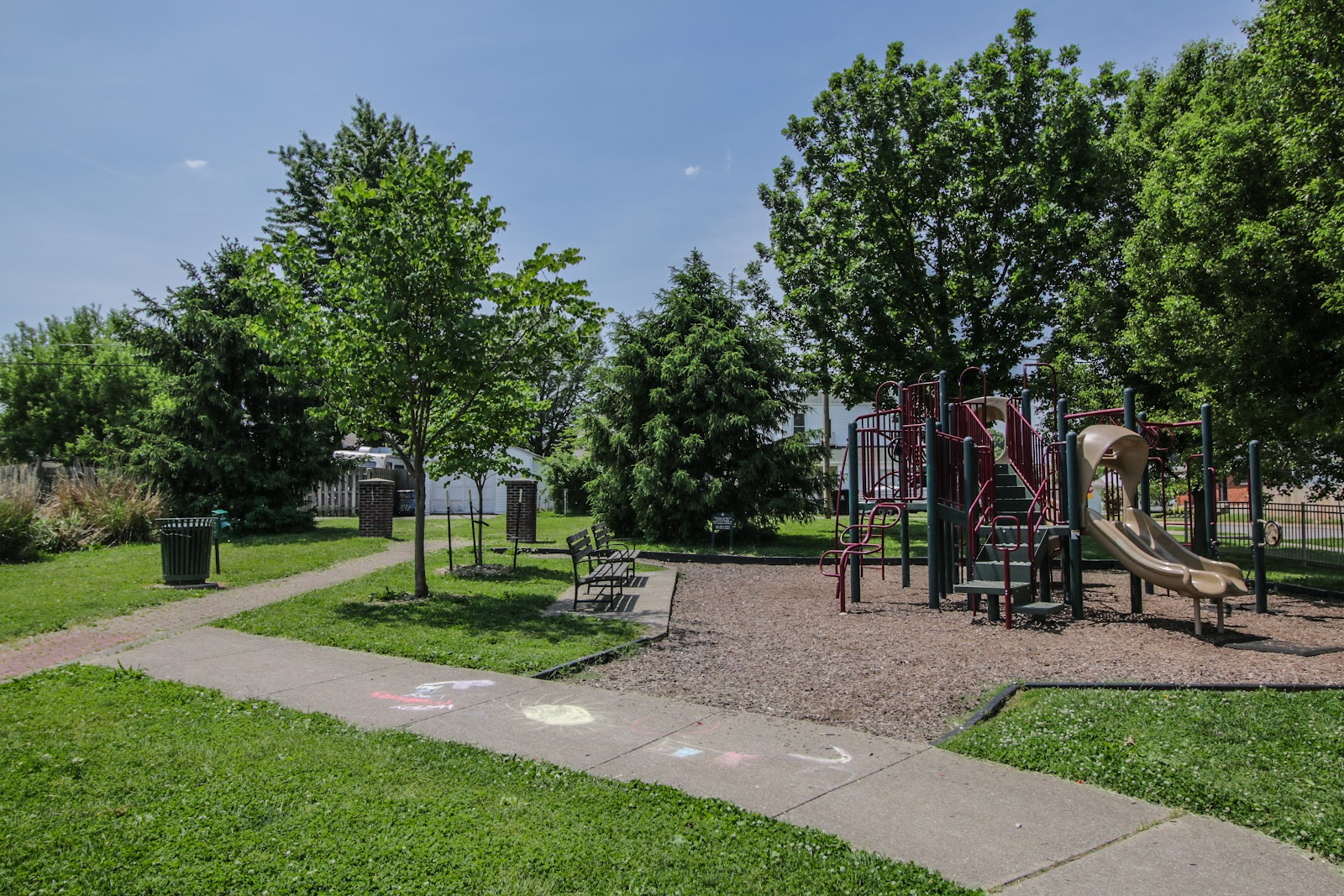 Nearby park for 1101 Forrest St Louisville KY 40217