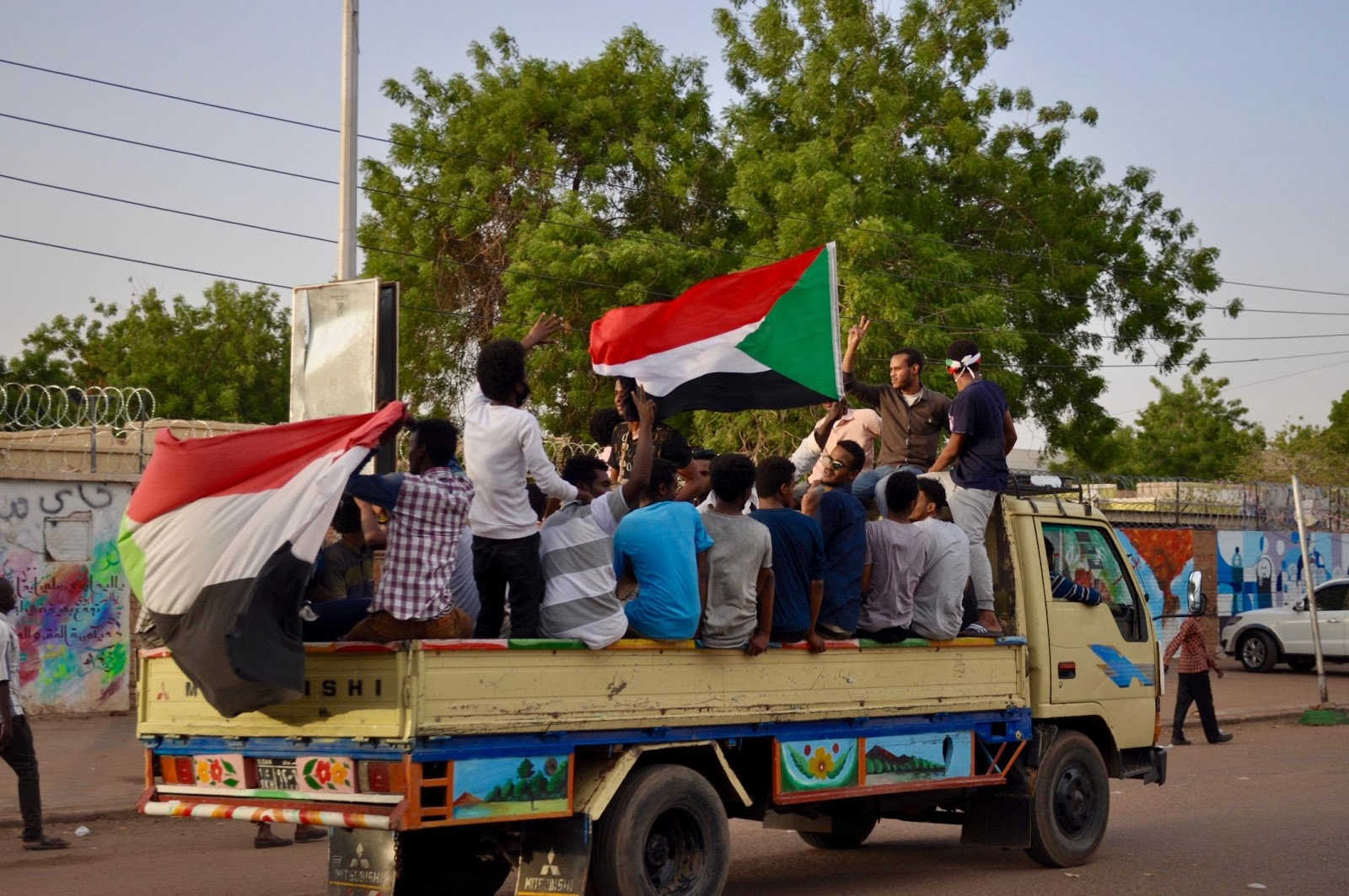 The revolutionary Sudan sit-in has been destroyed, but we've come too far to turn back | gal-dem