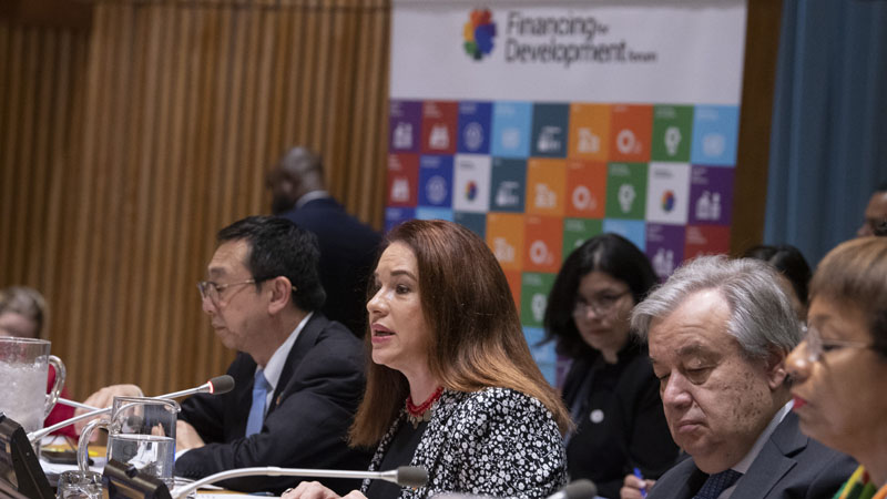 SDGs: What will it take to fix flailing SDG funding?