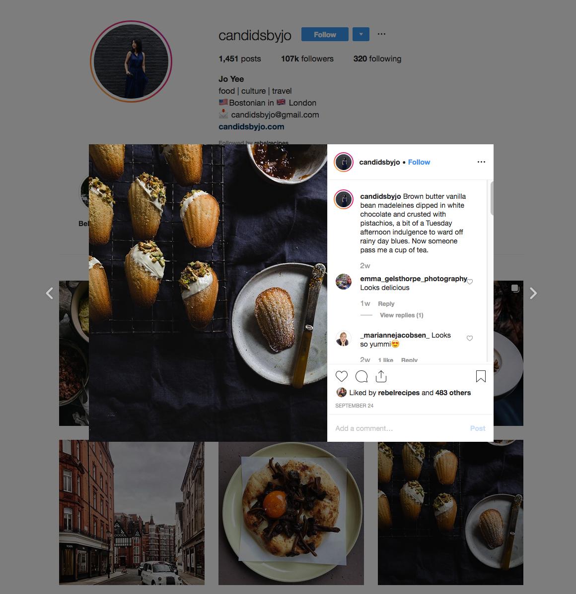 CandidsByJo - Jo Yee - Instagram Influencer