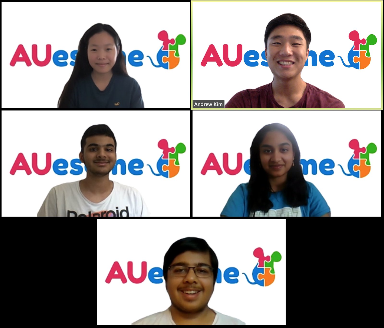 AUesome startup team