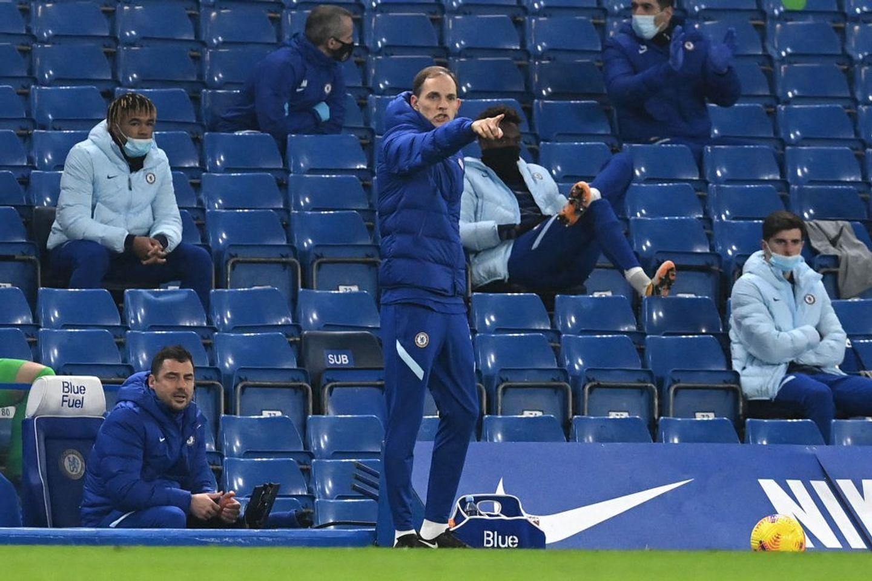 HLV Thomas Tuchel vẫn chưa thể thay đổi Chelsea trong thời gian ngắn