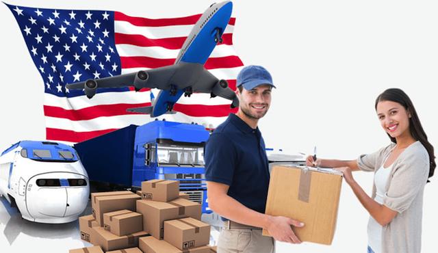 Dragon Express đảm bảo hàng hoá vận chuyển sang Mỹ an toàn