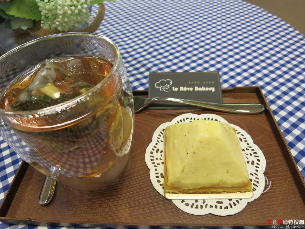 [南部] 屏東市區【Le Rêve Bakery夢想甜點工坊】香水檸檬與台灣香檸的結合 檸檬草香中的薄荷沁涼