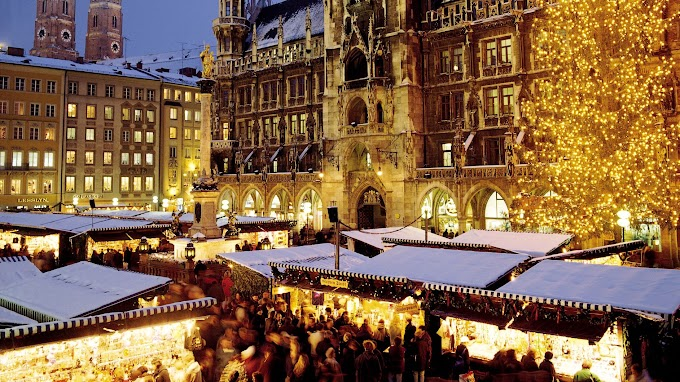 This Christmas What Things To Do Around The World