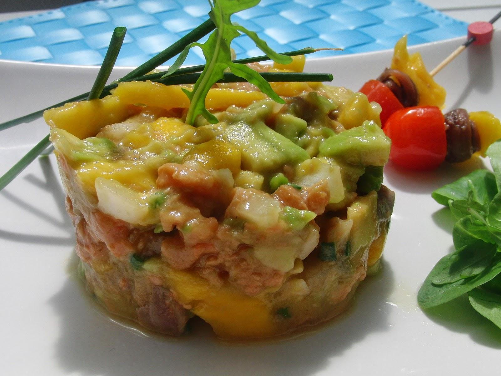 Resultado de imagen para ensalada de papaya y palta