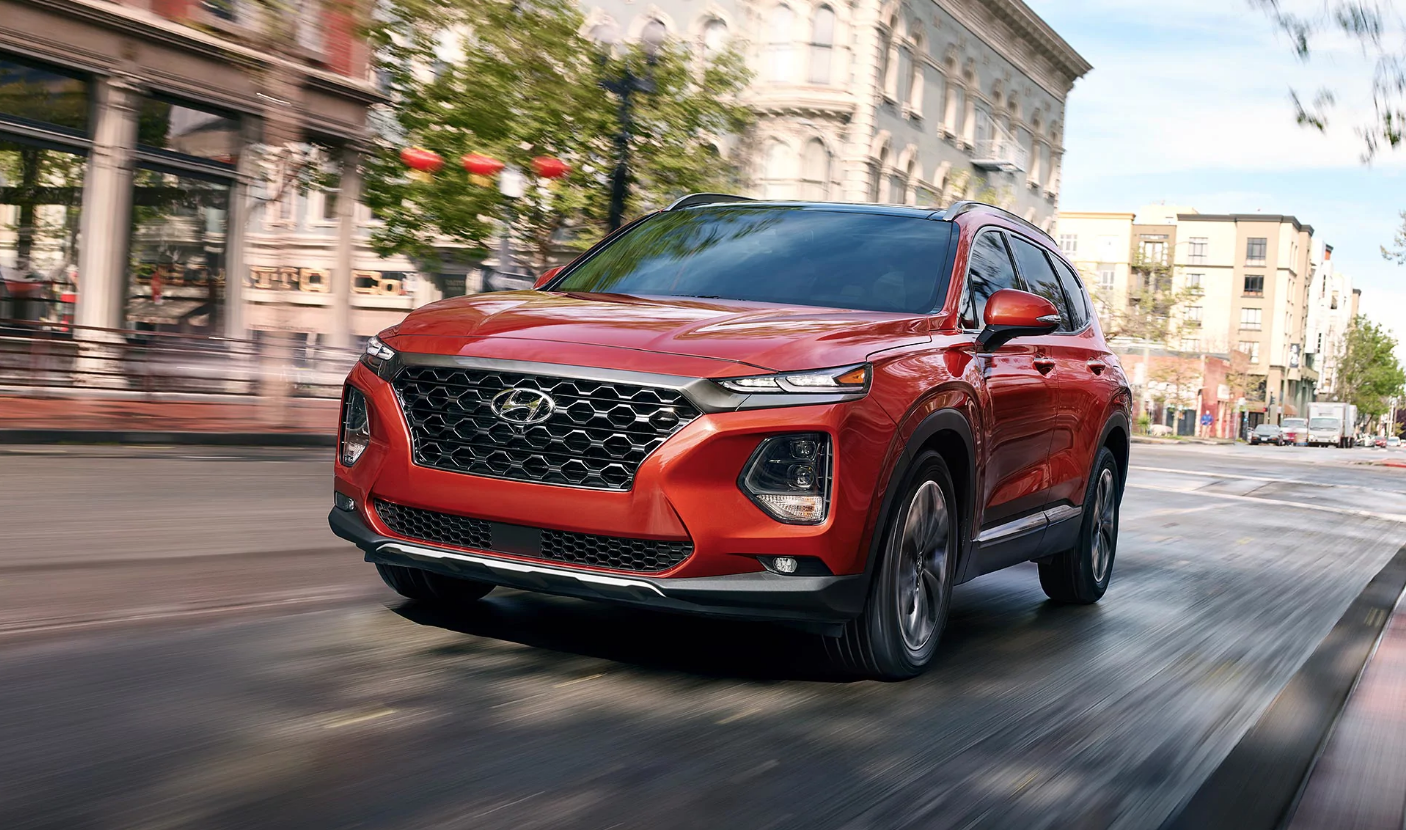Meet The 2019 Hyundai Santa Fe in Hagerstown, MD | Massey