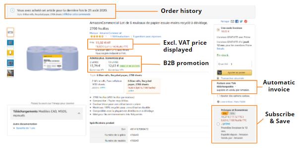 Amazon Business - Seelk