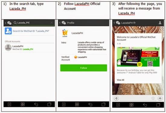 announcement, gadgets + technology, mum finds, WeChat app,  online shopping