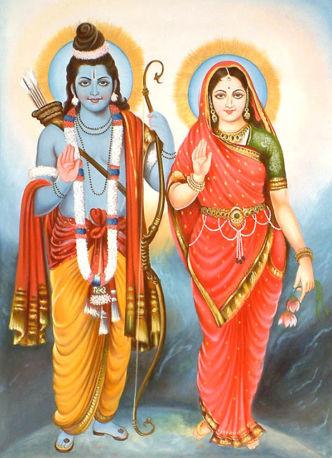 Rama and sita summary