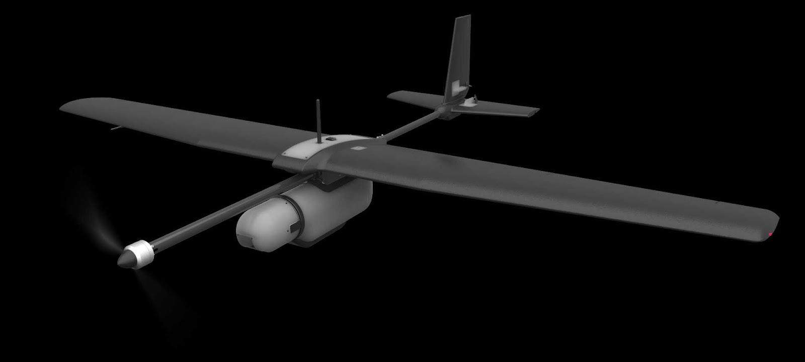 CYGNUS drone