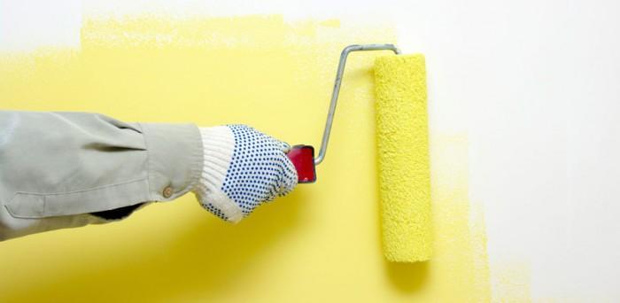 Tìm đến dịch vụ sơn nhà của Thuận Như Ý