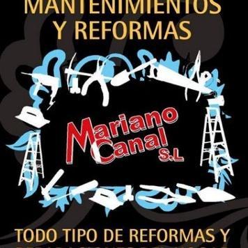 Mantenimientos y Reformas: Servicios de Mariano Canal S.L.