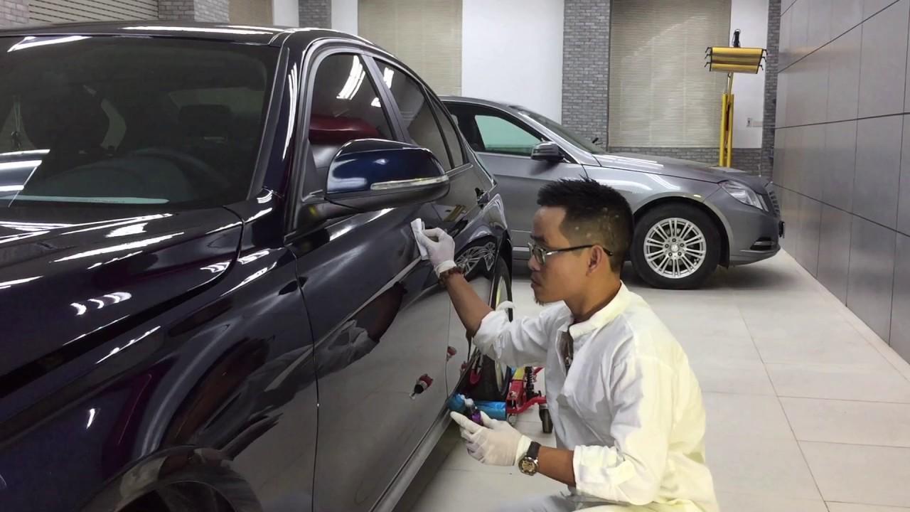 Kết quả hình ảnh cho chăm sóc làm đẹp nội ngoại thất ô tô
