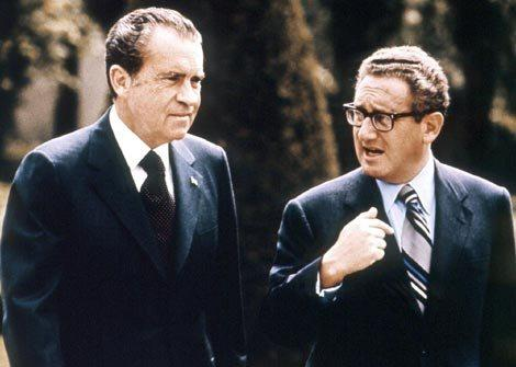 Nixon và Kissinger