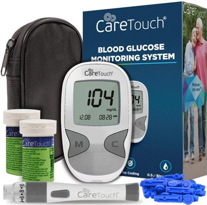 Care Touch Blood Glucose Meter Kit