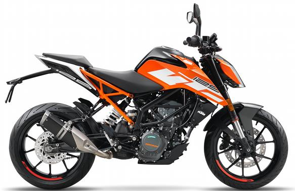 KTM full motorcycle licence and CBT licence eligible